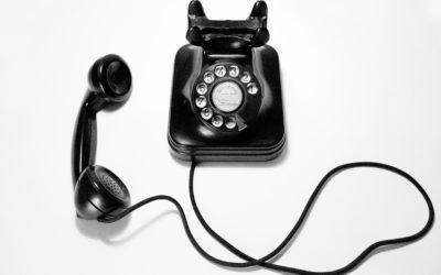 Episode #2 : Un coup de téléphone à passer