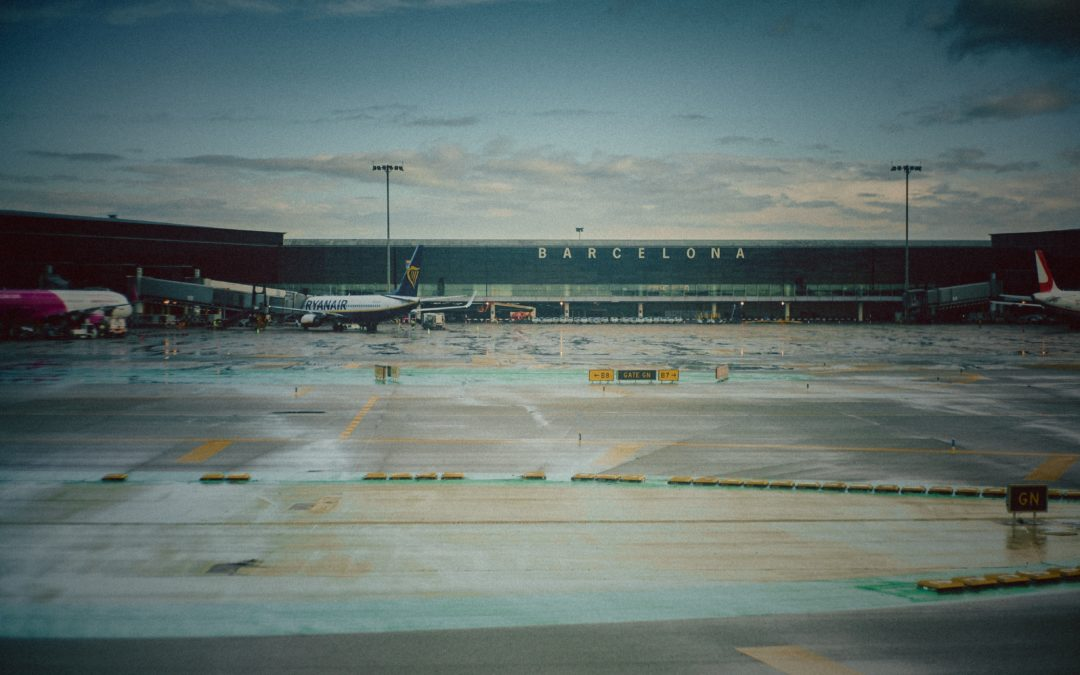 Episode #1 : Aéroport de Barcelone